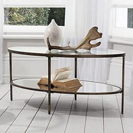 "Hudson Coffee Table 44x24x20"" BL-5055299469361"