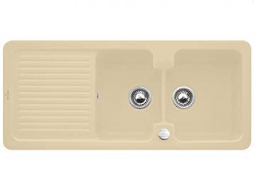 Villeroy & Boch Condor 80sand beige ceramic sink Built-in Kitchen Sink Basin