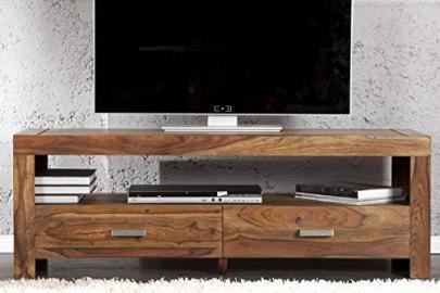 Madagascar >< TV Unit Natural Sheesham Wood