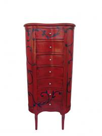 Chest Drawers, Hand made in italy.