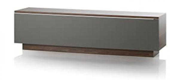 UK-CF Fusion TV Stand 160CM Walnut/Grey