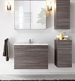 CosmoCow M Avola 60 CM Bathroom Basin Sink Bathroom Furniture with Soft Close