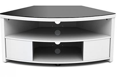 Gecko Impro IMP900-GW Corner Cabinet for TV - White