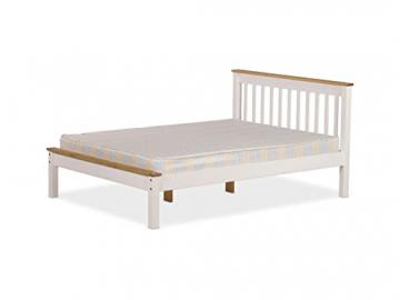 4'6 DERBY BED WITH MEMORY FOAM 5000 MATTRESS