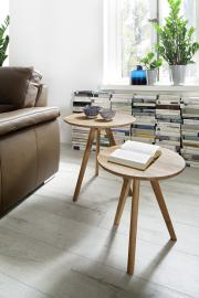 Genny -  small circle coffee table