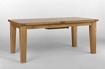 Chiltern Grand Oak Extending Dining Table - 1800-2300mm