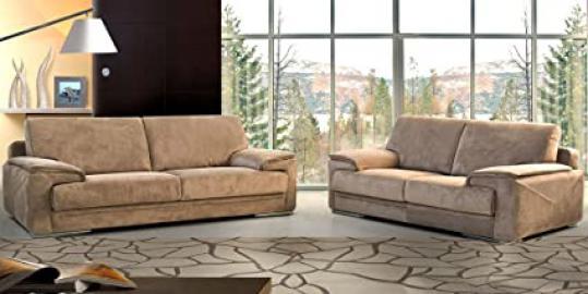 Calia Maddalena - Armchair 135x92x92cm for Arca Sofa, Microfiber Fabric Green