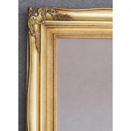 """Tall Traditional Gold Gilt Framed Mirror (5ft 7"""" x 3ft 1"""")"""