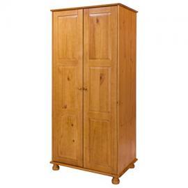 2 door full hanging wardrobe