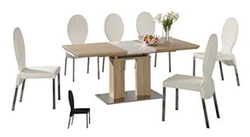 Theo Extending Table in Black