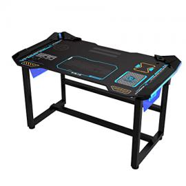 E-Blue 1.2M Gaming PC Desk with Wireless LED Glow