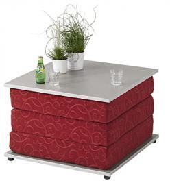 Simmob jt070al Coffee Table/Side Sleeping Wood Panel/Melamine/70x 70x 47cm