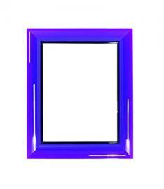 Kartell Francois Ghost Mirror, Purple