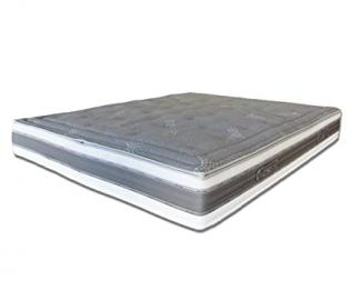 Silver Grey 120 x 200 cm Mattress baldiflex – CUS. Soap incl. Silver Safe