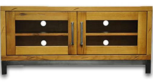 Ultimum Industrial Style Oak Standard TV Unit