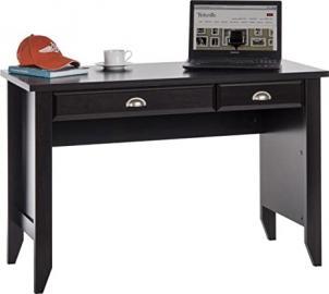 DSK Jamocha Wood Home Office Laptop Desk