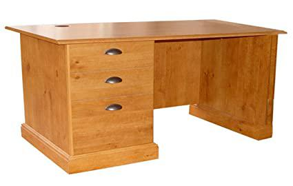 Teknik Office French Gardens Compact Pine Desk