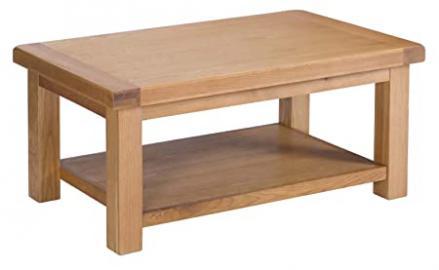 Oakhampton Chunky Oak Coffee Table
