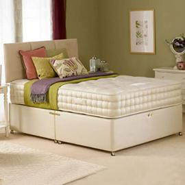 Deluxe Beds Ltd 3Ft Single Bed With 2000 Pocket Springs And Mattress.
