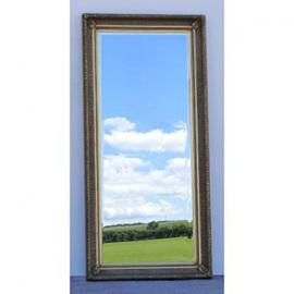 "Regency Full Length Gold Gilt Mirror (5ft 8"" x 2ft 8"")"