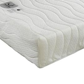 Happy Beds Pocket Memory 2000 Pocket Sprung Memory Foam Mattress - Double