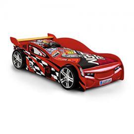 scorpion kids race car bed