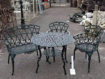 Cast Iron Daisy Patio Set