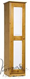 Verona Design Verona 1 Door Wardrobe Antique With White Details