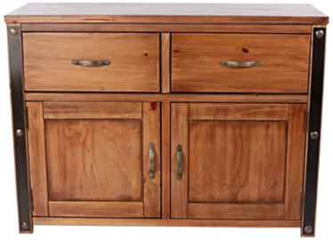 Core Products Two Door Medium Sideboard, Aged Antique Finish
