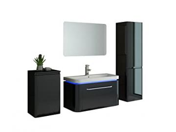 Bathroom Bathroom Bathroom Furniture Staad Black