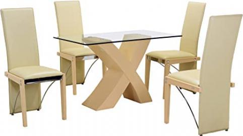 Arizona Beech Small Dining Table