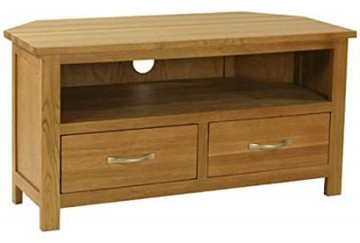 Carnaby Oak Corner TV Unit