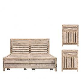 Lyme Bedroom Set - Double Set