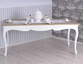 Large Dining Table, Kitchen Table, Wooden Table, Country Style - Palazzo Exclusive
