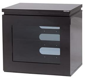 Gecko Reflect REF550-GB Cabinet Stand for 19 to 37 inch TV - Black