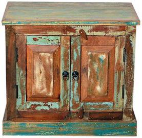 Sit Furniture 9104-98 Bathroom Floor Cupboard, 2 Doors, 66 x 43 x 60 cm
