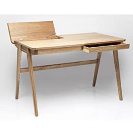 "DESIGN DESK ""STOCKHOLM"" | wooden office table, 120x70 cm | Bureau, study table, kids desk"