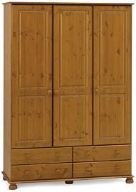 Steens Richmond 3 Door Pine Wardrobe