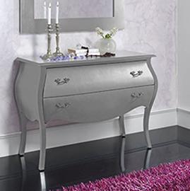 Wooden comodas: Model Isabelina Silver 112x 82x 48