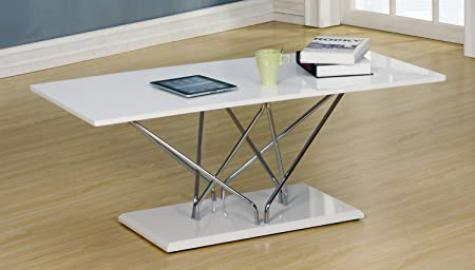 Hagley High Gloss White Coffee Table