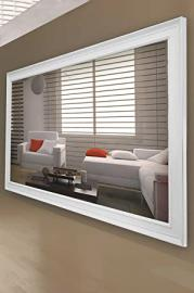 Extra Large Contempory Modern Big Wall Mirror 5 Colours 8Ft9 X 4Ft9 267cmx145cm