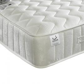 Happy Beds Imperial 3500 Pocket Sprung Memory Foam Mattress with Double Jersey Fabric - Single