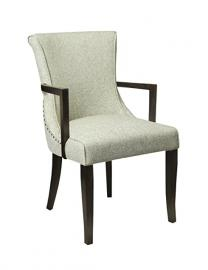 Sherman Cairo Carver Natural Chair (Pair)