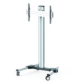 'napofix vwa1110Mobile Vertical/Horizontal Stand Silver inches