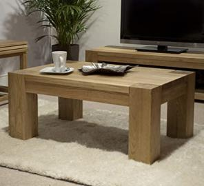 Pemberton Solid Oak Furniture Small Coffee Table