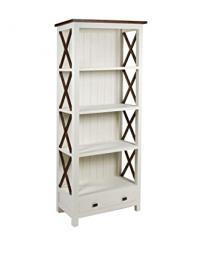 Bookcase Lucca 80x40x190 cm