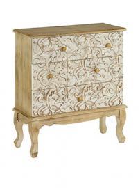 Eden Natural cabinet 5 drawers