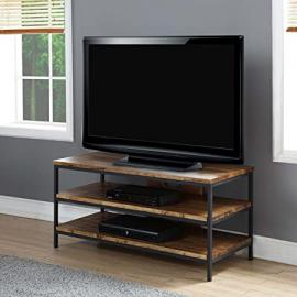 Jual Solid Wood Rustic Oak TV Stand for up to 50 inch TVs