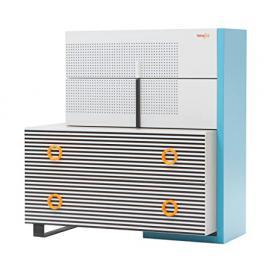 New Joy Catalania Children Dresser, 107 x 104 x 52 cm, Blue