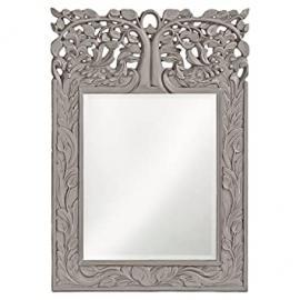 Howard Elliott 4084N Oakvale Mirror, Nickel